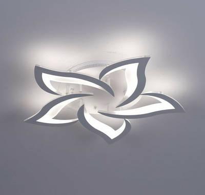 Люстри, Бра-Світлодіодні люстри світлотехніка