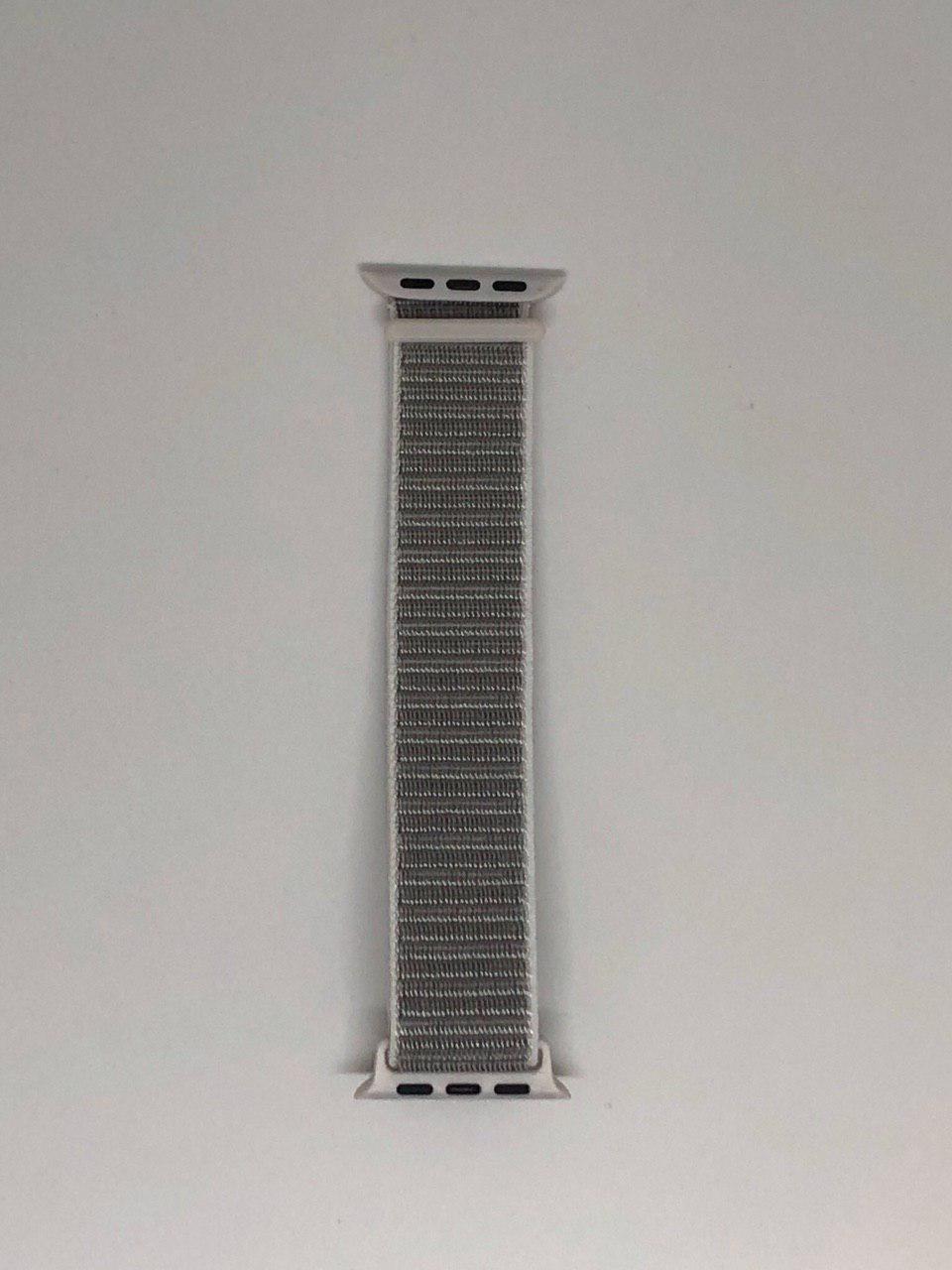 """Нейлоновый ремешок """"Ракушка №6"""" для Apple watch 42/44 mm"""