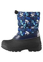 Зимние сапоги - сноубутсы для мальчика Reima Nefar 569324.9-6984. Размеры 24 - 35.