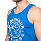 Майка борцовка спортивная мужская GYM SHARK размер S-XL-42-54 Красный S (42-44) PZ-CO-5888_1, фото 4