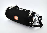 Портативная колонка JBL XTERME 2 (22*9*9) (Bluetooth, USB, FM, 2 дин, ремешок, Soft touch) Black