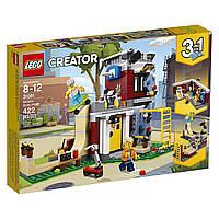 Конструктор LEGO Creator 31081 Конструктор LEGO Creator Модульный набор КатокМодульный набор Каток