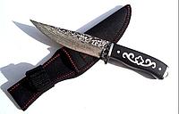 """Охотничий нож """"Дамаск""""., фото 1"""