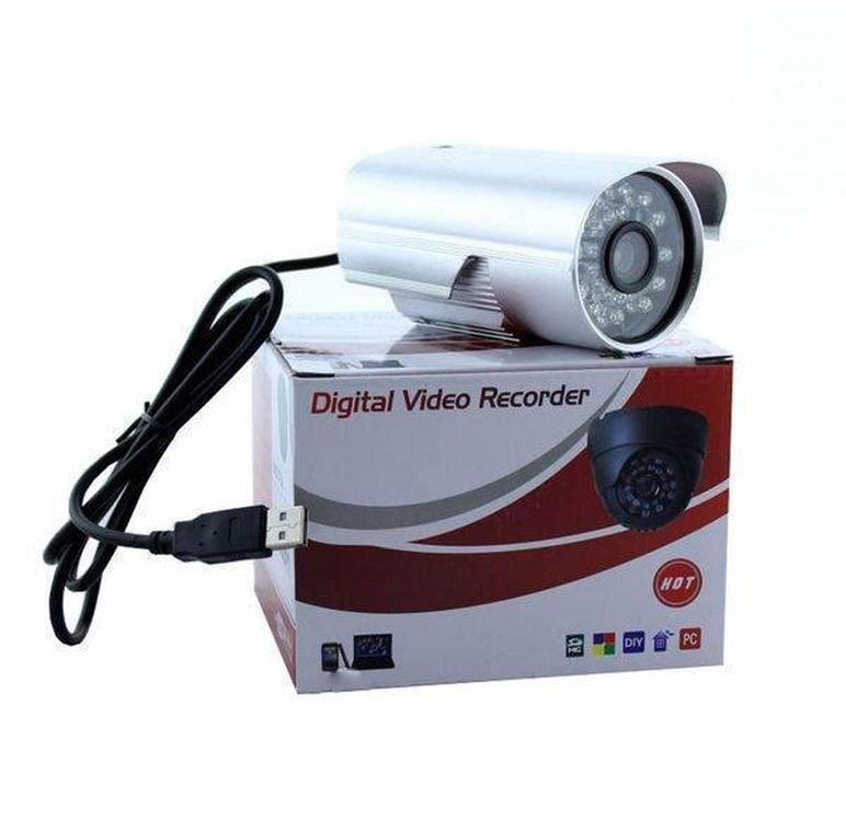 Цветная камера видеонаблюдения 569usb Digital video recorder