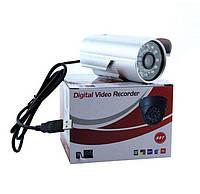 Кольорова камера відеоспостереження 569usb Digital video recorder, фото 1