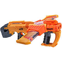 Бластер НЕРФ Думлэндс дабл Nerf Doomlands Double Dealer Blaster