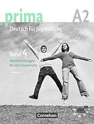 Prima Deutsch fur Jugendliche 4 Handreichungen fur den Unterricht