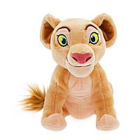 Disney мягкая игрушка львенок Нала 17см - Король Лев