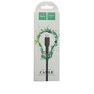 Кабель Hoco U31 Benay Micro charging cable Black, фото 2