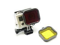 Фильтр для дайвинга для GoPro Hero 3+/4, фото 1
