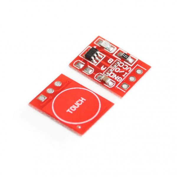 Сенсорний датчик TTP223