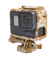Пластиковая рамка для GoPro Hero 5/ 6/ 7 Militari Поле