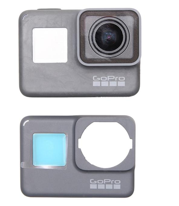 Панель на корпуси для GoPro Hero 5/6
