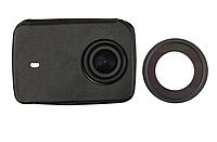 Кожаный чехол с крышкой для камеры Xiaomi YI 4K, фото 1
