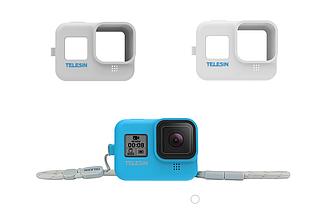Чехол Telesin для GoPro HERO8 Black с страховочным ремешком, фото 2