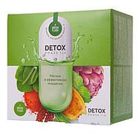 Натуральная добавка Greenflash кейс Detox Box для очистки организма от шлаков и токсинов 4 комплекса по 40 кап