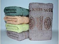 Полотенце для лица 100х50, махра