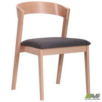 Обеденный стул Рамболь бук беленый AMF