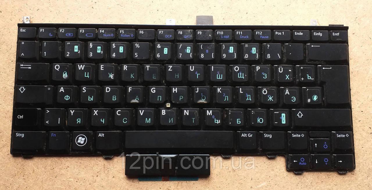 Клавиатура Dell Latitude E4310 б.у оригинал
