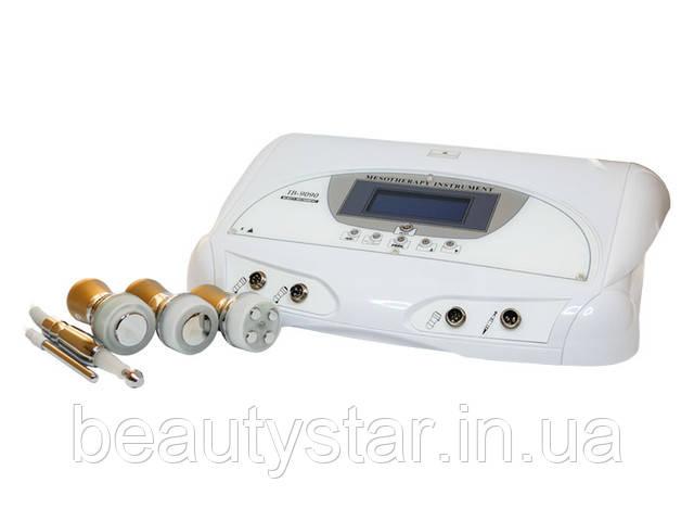 Косметологический аппарат с электропарацией