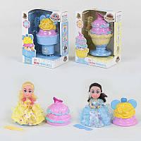 Кукла-мороженое  пахнет, 2 вида, 1шт в коробке