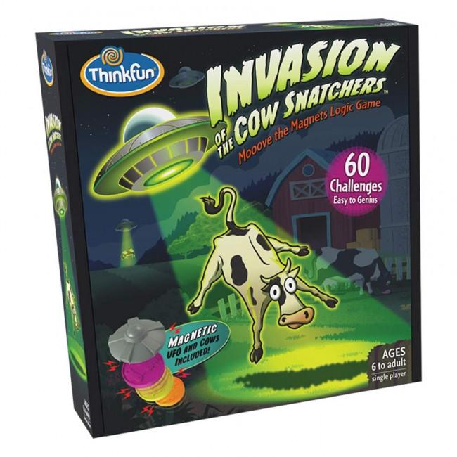 """Логическая игра """"Похитители коров (Invasion of the Cow Snatchers)"""" (ThinkFun)"""