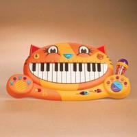 Музыкальная игрушка – КОТОФОН (звук) от Battat - под заказ