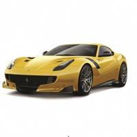 Автомодель - FERRARI F12TDF (ассорти желтый, красный, 1:24) от Bburago - под заказ