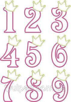 Вафельные картинки инстаграм цифры для топперов