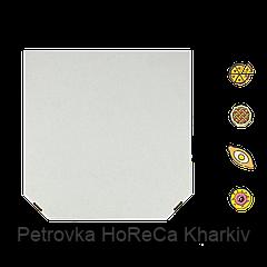 Коробка картонная для пиццы, 25 см белая, 250*250*35, мм (1уп/50шт)