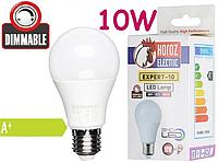 Светодиодная лампа 10w 6500K димируемая LED 10W для общего и декоративного освещения Horoz Expert-10