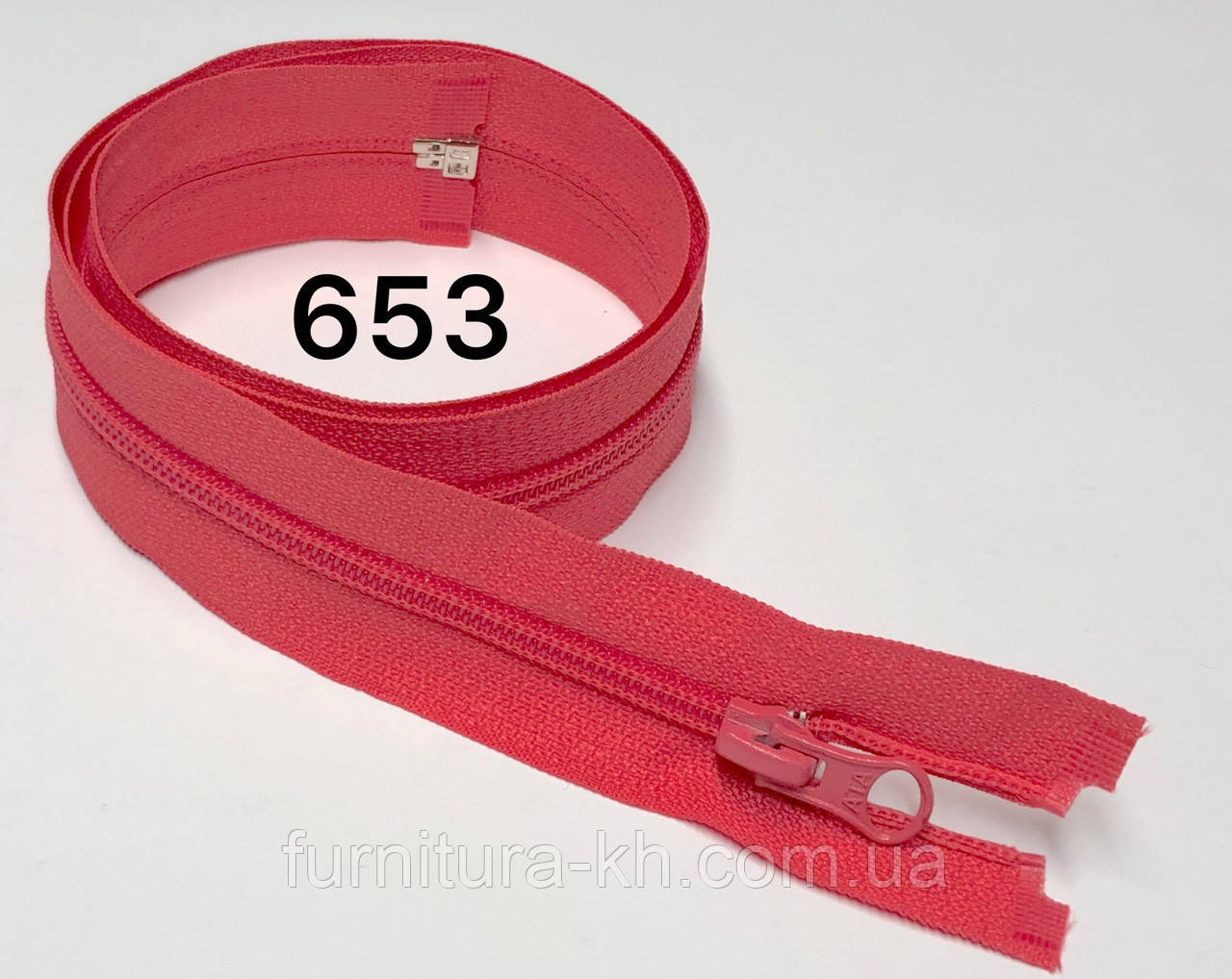 Спираль Тип 5-Длинна 65 см.Цвет 653