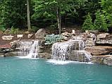 Бассейн с Водопадом на вашей Даче, фото 10