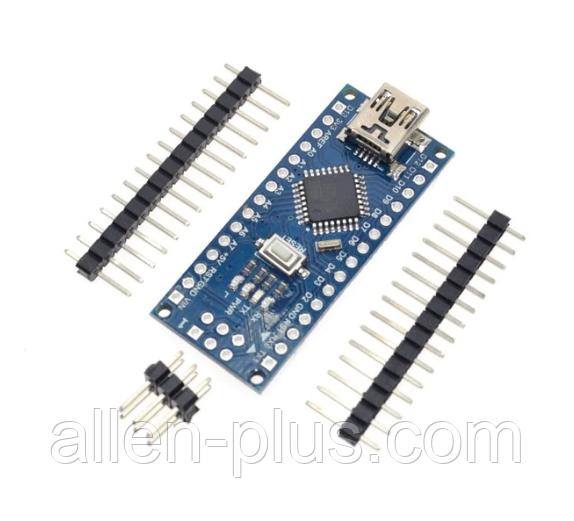Отладочная плата Arduino Nano v3.0 ATMEGA328P (KIT)