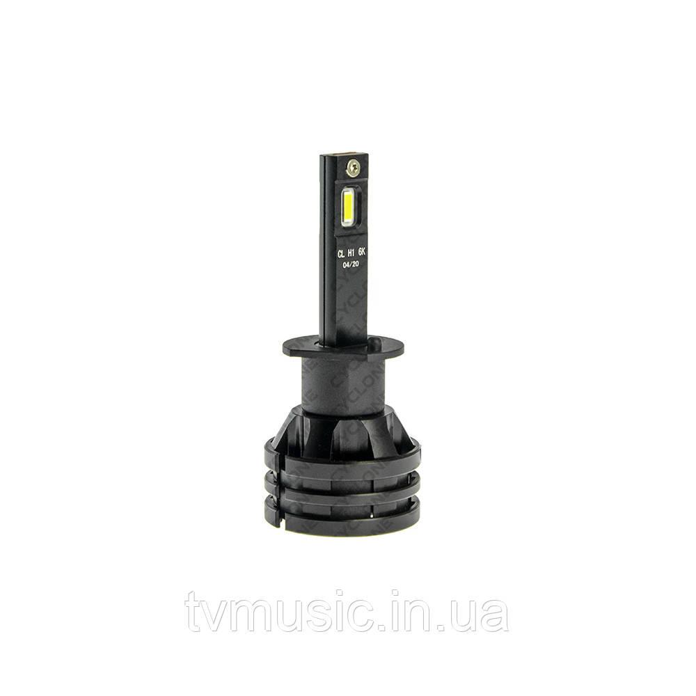 LED лампа CYCLONE H1 6000K 5100Lm 24V CR type 27