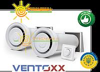 Рекуператор 2 Ventoxx Champion с управлением Twist и внешней крышкой