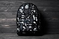 Рюкзак стильный СЛЕД ,городской стиль