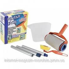 Валик для покраски Pintar Facil/ Валик для покраски с резервуаром