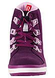 Демисезонные ботинки для девочки Reimatec Wetter Wash 569343-4960. Размеры 26 - 38., фото 4