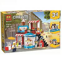 """Конструктор Bela 11052 (Аналог Lego Creator 31077) 3в1 """"Модульная сборка: приятные сюрпризы"""" 410 деталей, фото 1"""