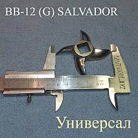 Нож Salvador BB-12 (G) для мясорубки Sirman, Fimar (ИТАЛИЯ)