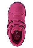 Демисезонные ботинки для девочки Reimatec Patter Wash 569344.8-3600. Размеры 20 - 35., фото 5