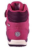 Демисезонные ботинки для девочки Reimatec Patter Wash 569344.8-3600. Размеры 20 - 35., фото 6