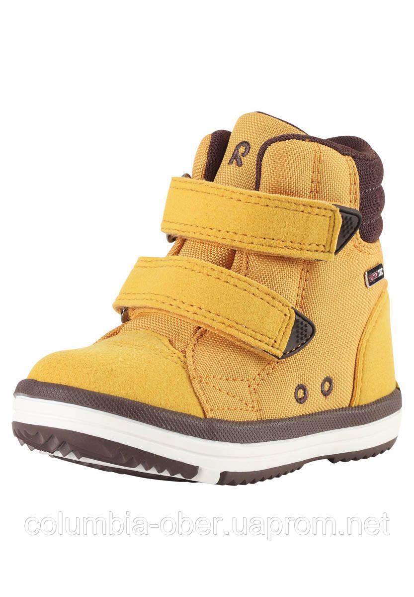 Демисезонные ботинки для девочки Reimatec Patter Wash 569344.8-2570. Размеры 20 - 35.