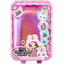 Na! Na! Na! Surprise Мягкая куколка сюрприз 565987 2-in-1 Fashion Doll MGA