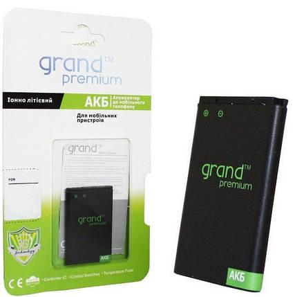Аккумуляторная батарея Grand Premium BA900 1700 mAh для Sony Xperia E1 D2005/D2104/D2105/Xperia J ST26i/Xperia L C2105/Xperia M C1904/C1905/Xperia M2, фото 2