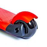 Самокат беговел scooter Smart 3в1 красный., фото 4