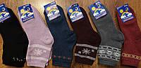 Шкарпетки підліткові махрові «Сонечко» м.Житомир, 22-24(10-11 років) Асорті 2