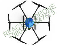Агро квадрокоптер Reactive Drone Agric RDE616 Prof + разбрасыватель удобрений