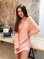 Ангоровое платье-туника, фото 1